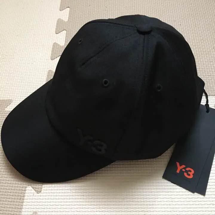 メルカリ - 新作 Y-3(ワイスリー) LUX CAP BLACK キャップ Y-3  Y-3 ... 333c3e1379b2