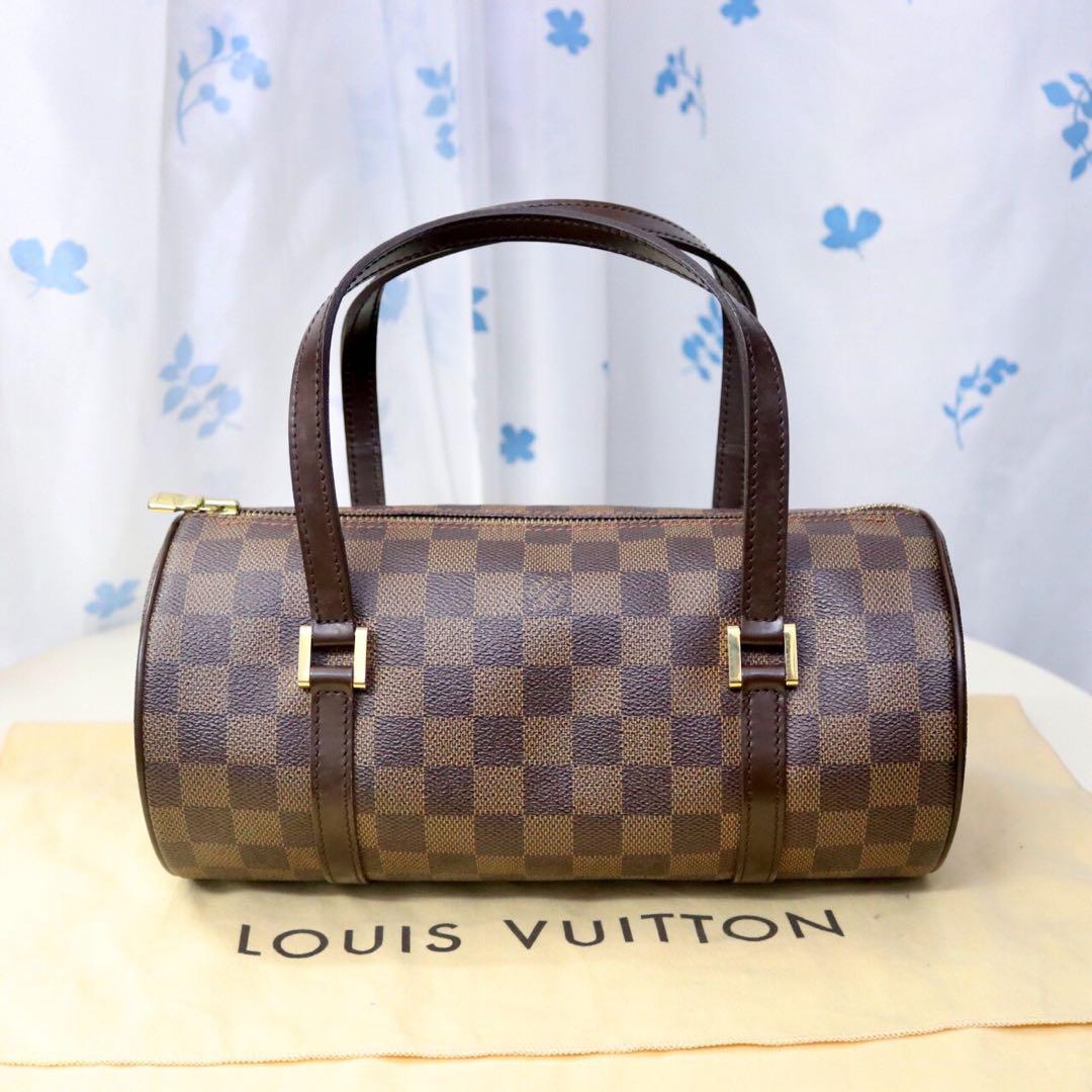 18d35470c0c1 メルカリ - ルイヴィトン ダミエ パピヨンLouis Vuitton ハンドバッグ ...